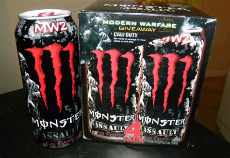 energy drink of the month club the official energy drink of modern warfare 2 kotaku