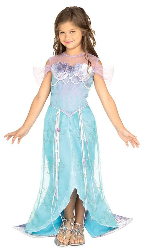 Kostum Sofia The Deluxe mermaid child costume disney costumes