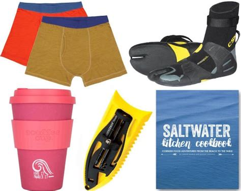 cornish christmas gift ideas for surfers surfer dad
