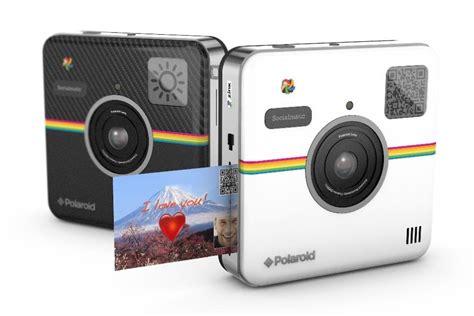 instagram polaroid ces 2014 socialmatic polaroid connects to