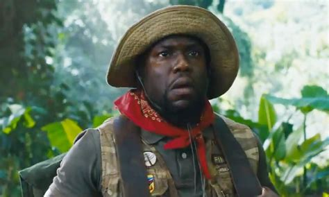 kevin hart jumanji jumanji welcome to the jungle comes to life in first