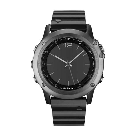 Garmin Fenix 3 Black Grosir garmin fenix 3 sapphire black buy and offers on runnerinn