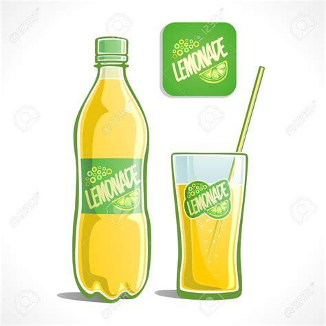 lemonade clipart bottle clipart lemonade bottle pencil and in color