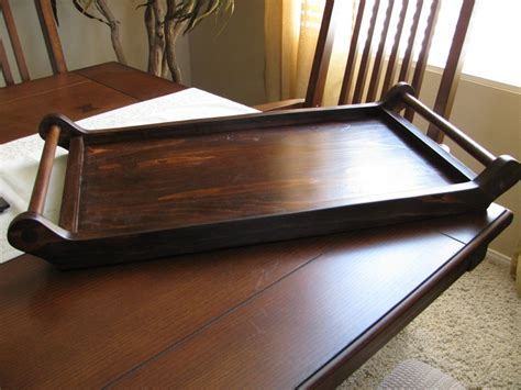 bed serving tray wooden bed serving tray plans plans pdf download free