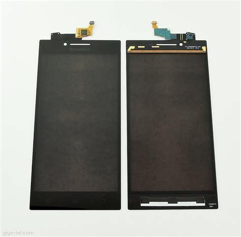 Touch Screen Lenovo P70 lenovo p70 touch black