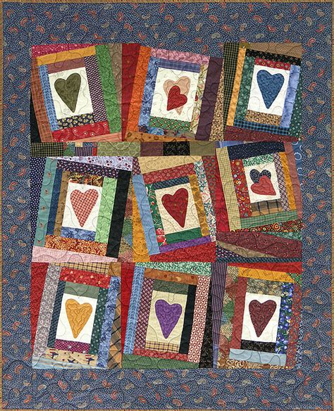 Quilt At Home by Hearts Of Home Quilt