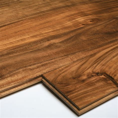 Prefinished Hardwood Flooring Reviews by Acacia 11 16 Quot X 4 8 Quot X 1 3 1 Common And Better