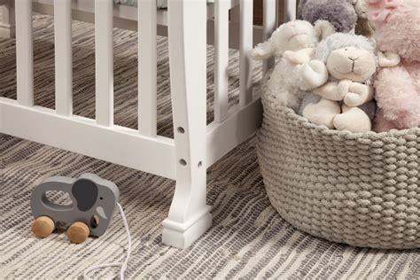 Davinci Kalani Mini Crib White Kids N Cribs Kalani Mini Crib White