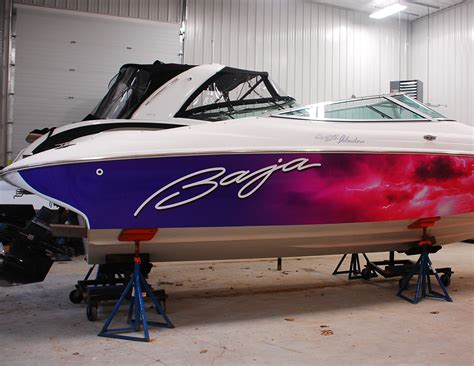 boat r signage vigo signs graphics a company in claremont southern