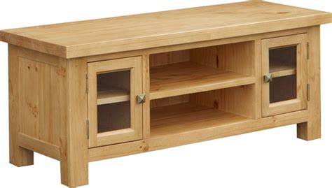 Pine Tv Cabinets For Sale by Midway Pine Large Tv Unit Oak Furniture Solutions