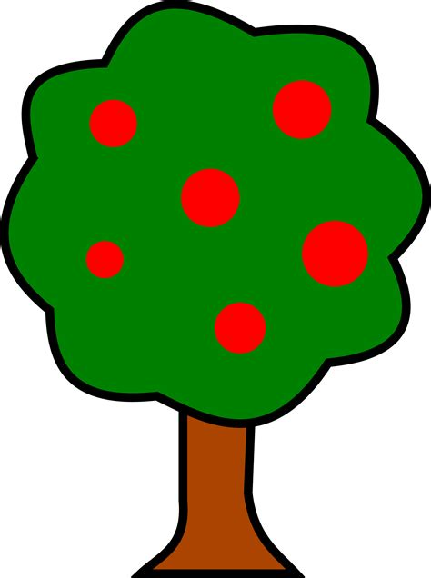 fruit tree clipart fruit tree cliparts cliparts and others inspiration