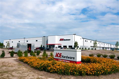 ace hardware up town center ace hardware distribution center site development services