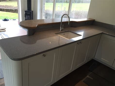 Black Pearl Soapstone Chrome Silestone Quartz The Marble Warehouse