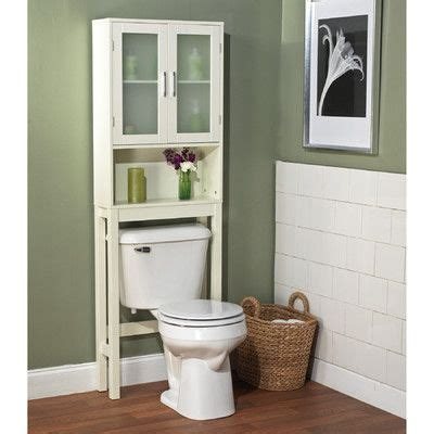 bathroom shelves behind toilet 17 best ideas about over the toilet cabinet on pinterest