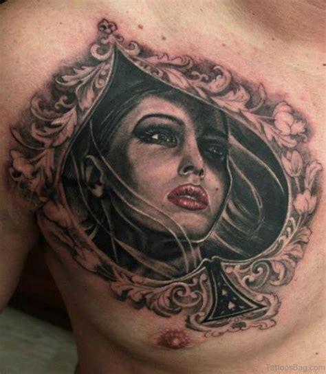 70 elegant portrait tattoos for chest