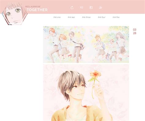 themes tumblr anime 15 free anime tumblr themes utemplates