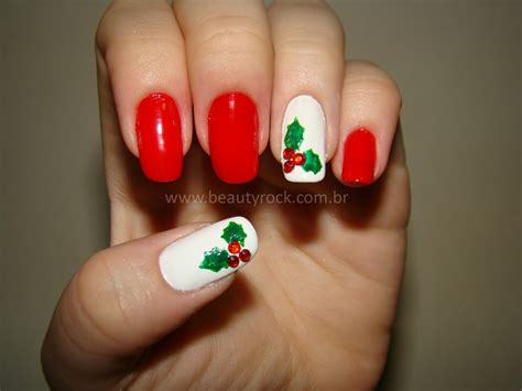14 unhas para o natal 14 decorated nails for christmas