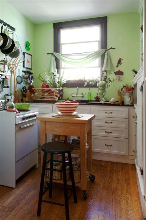 Simple Kitchen Interior by