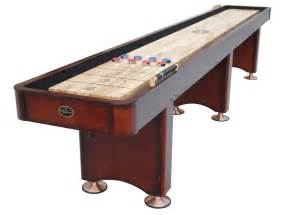 georgetown shuffle board tables featured brand of the