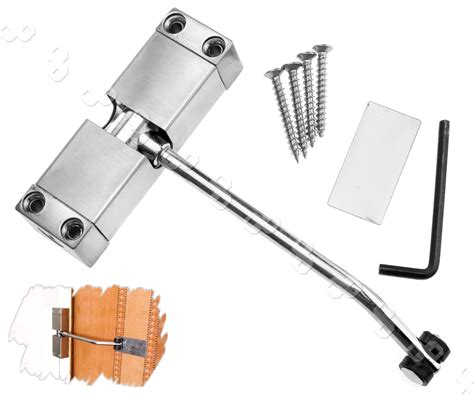 Automatic Drawer Closer by Automatic Adjustable Loaded Door Closer Surface