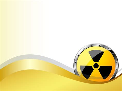powerpoint templates free download radiation radiation radioactivity powerpoint templates business