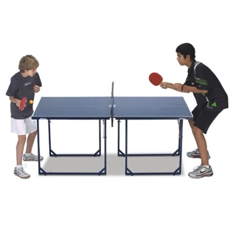 joola midsize table tennis table f g bradley s ping pong tables joola midsize table