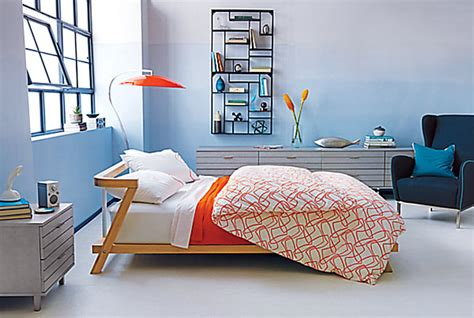 orange and white comforter 17 fabulous modern bedding finds
