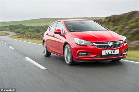 Vauxhall Europe Built Vauxhall Astra Named European Car Of The