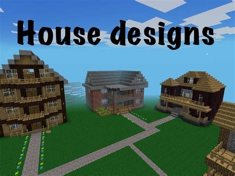 minecraft designs for houses minecraft house ideas blueprints 15 wallpaper download