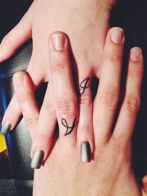 wedding ring tattoos images 55 wedding ring tattoo designs meanings true