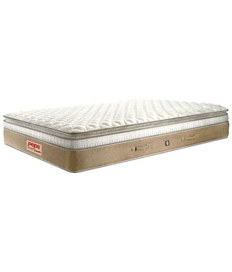 Peps Mattresses Prices by Peps Mattress Available At Snapdeal For Rs 86500