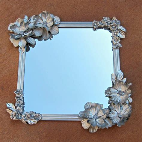 Tutorial Anthropologie Inspired Mirror 187 Dollar Store Crafts