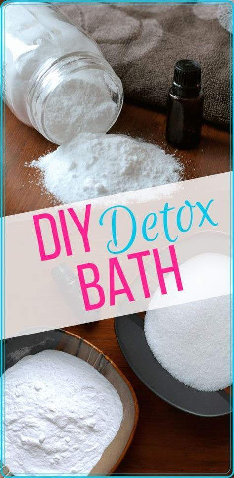 Diy Lavender Detox Bath by 25 Unique Bath Soak Ideas On Detox Bath Soak