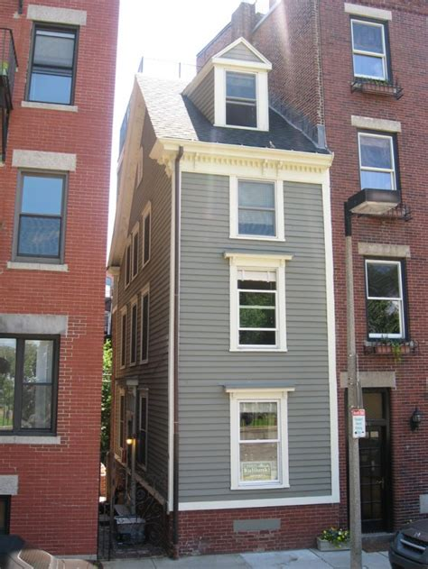 skinny house boston revenge buildings spite houses the house shop blog