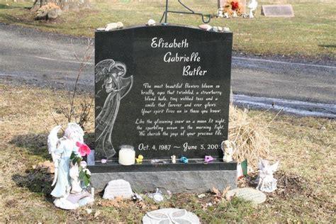 elizabeth gabrielle butler 1987 2005 find a grave