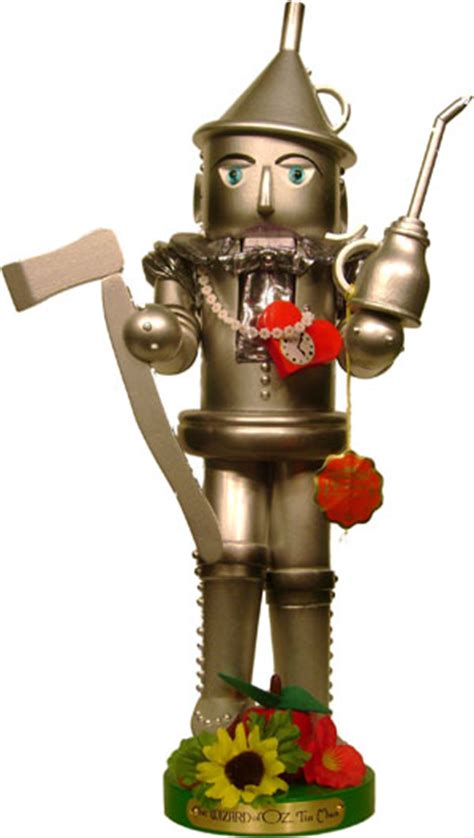 nutcracker christmas shop tin man nutcracker