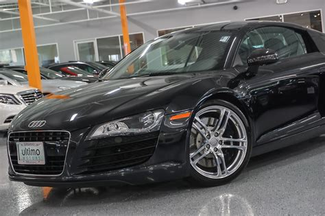 Pre Owned Audi R8 pre owned 2011 audi r8 4 2l coupe in warrenville u2089