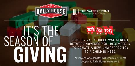 rally house events