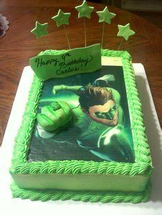 Ee  Ideas Ee   About Green Lantern Cake On Pinterest Star