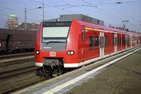 deutsche bagn dbag class 424