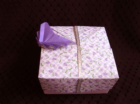 Square Origami Box - square origami box gbgifts