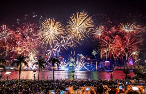 global new year countdown welcome in 2016 with hong kong s new year countdown