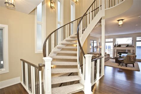 Homes by Staircases Stephens Fine Homes