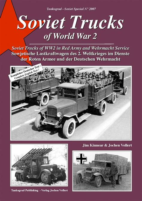 trucks of the soviet union the definitive history books soviet trucks of ww2 in army and wehrmacht service