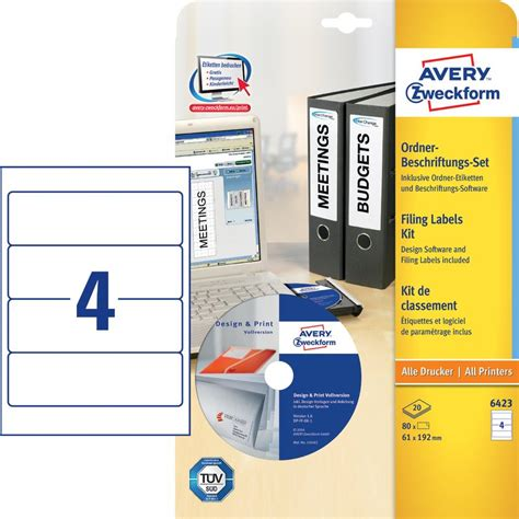 Avery Design Pro Vorlage Erstellen avery zweckform designpro 2000 free downloadfastlt