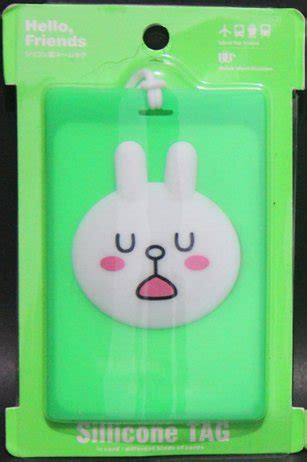 card holder line character moon conny brown