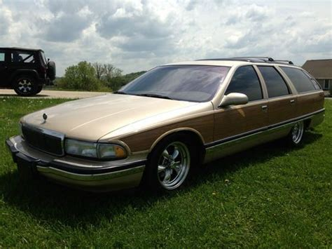 how to sell used cars 1996 buick roadmaster security system buy used 1996 buick roadmaster collector s edition wagon 5 7v8 awesome cruiser no reserve in