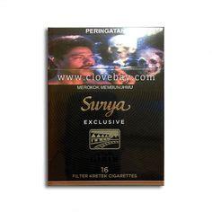 Surya Exclusive 12 Kretek Filter Cigarettes gudang garam surya 12 kretek filter gudang garam