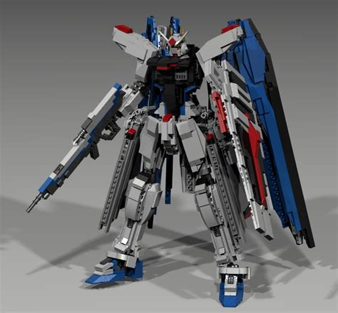tutorial gundam lego lego freedom gundam v2 by mithrylaltaire on deviantart