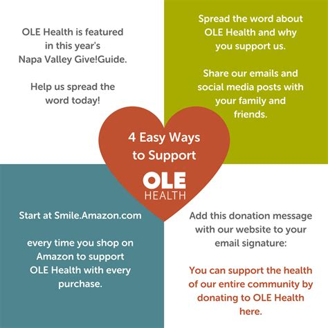 4 easy ways to find 187 four easy ways to support ole health
